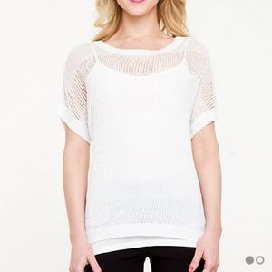 Sweater/Tank Top Combo from Le Chateau